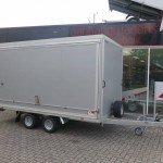 Proline gesloten aanhanger 365x175x190cm 3000kg Aanhangwagens XXL West Brabant hoofd Aanhangwagens XXL West Brabant