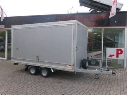 Proline gesloten aanhanger 365x175x190cm 3000kg Aanhangwagens XXL West Brabant hoofd