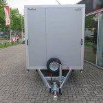Proline gesloten aanhanger 365x175x190cm 3000kg Aanhangwagens XXL West Brabant voorkant