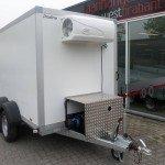 Proline koelaanhanger 300x146x180cm 2500kg met stroomvoorziening Proline koelwagen met stroomvoorziening Aanhangwagens XXL West Brabant hoofd