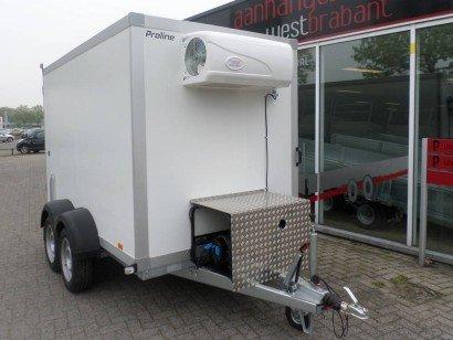 Proline koelwagen met stroomvoorziening Aanhangwagens XXL West Brabant hoofd