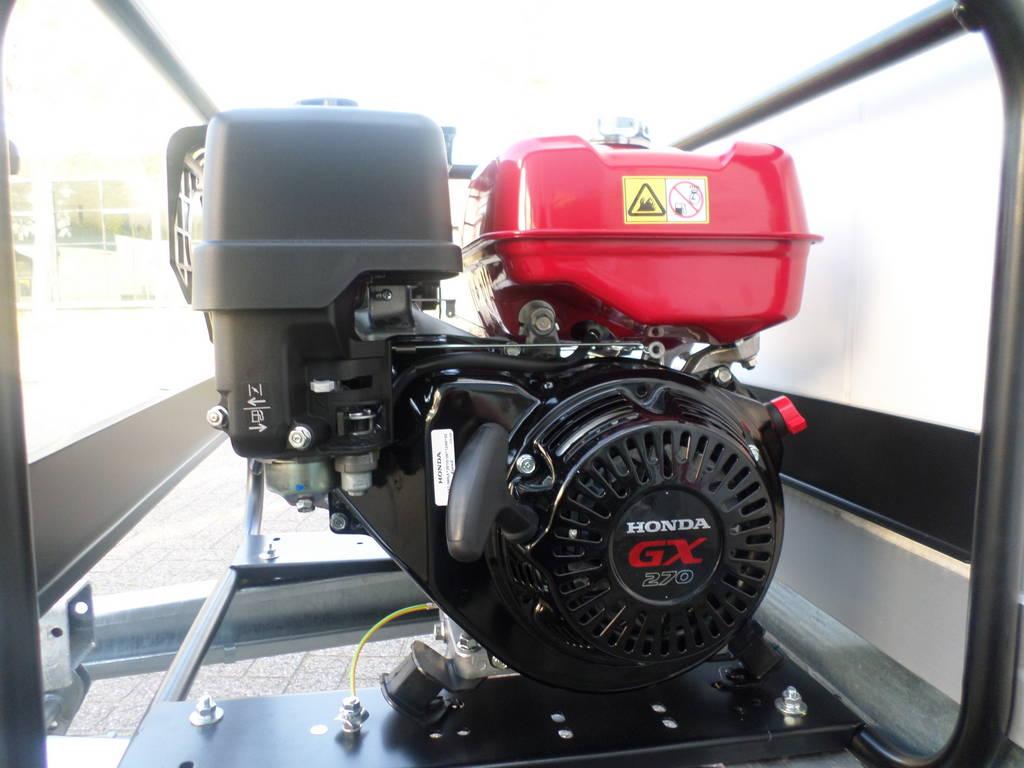 Proline koelaanhanger 300x146x180cm 2500kg met stroomvoorziening