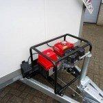 Proline koelwagen met stroomvoorziening Aanhangwagens XXL West Brabant zonder kap