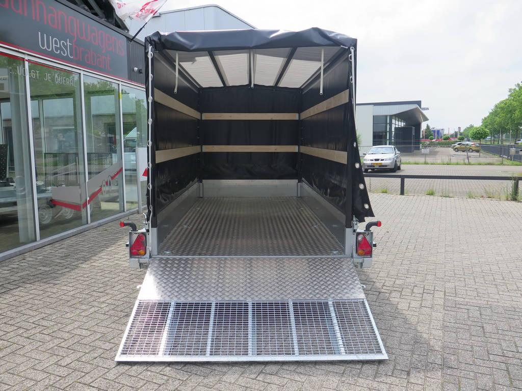 ifor-williams-transporter-met-huif-429x193cm-3500-kg-machinetransporter-aanhangwagens-xxl-west-brabant-achterkant-open Aanhangwagens XXL West Brabant