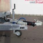 Ifor Williams veetrailer 427x178x213cm 3500kg tridemas Aanhangwagens XXL West Brabant 2.0 dissel Aanhangwagens XXL West Brabant