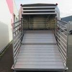 Ifor Williams veetrailer 427x178x213cm 3500kg tridemas Aanhangwagens XXL West Brabant 2.0 dubbeldeks Aanhangwagens XXL West Brabant