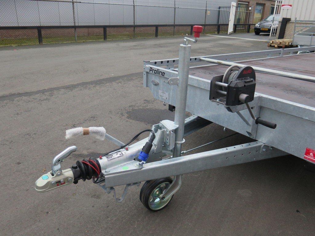Proline autotransporter 502x203cm 2700kg