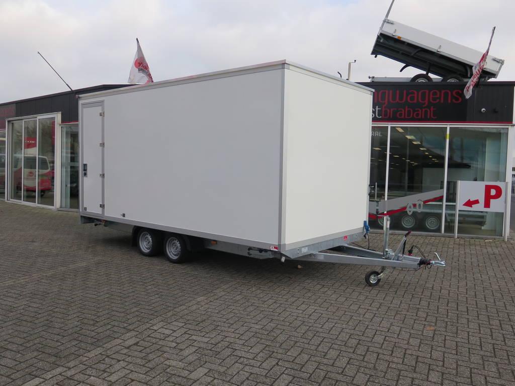 Maatwerk gesloten aanhangwagen 500x244x230cm speciaalbouw Aanhangwagens XXL West Brabant hoofd 2.0 Aanhangwagens XXL West Brabant