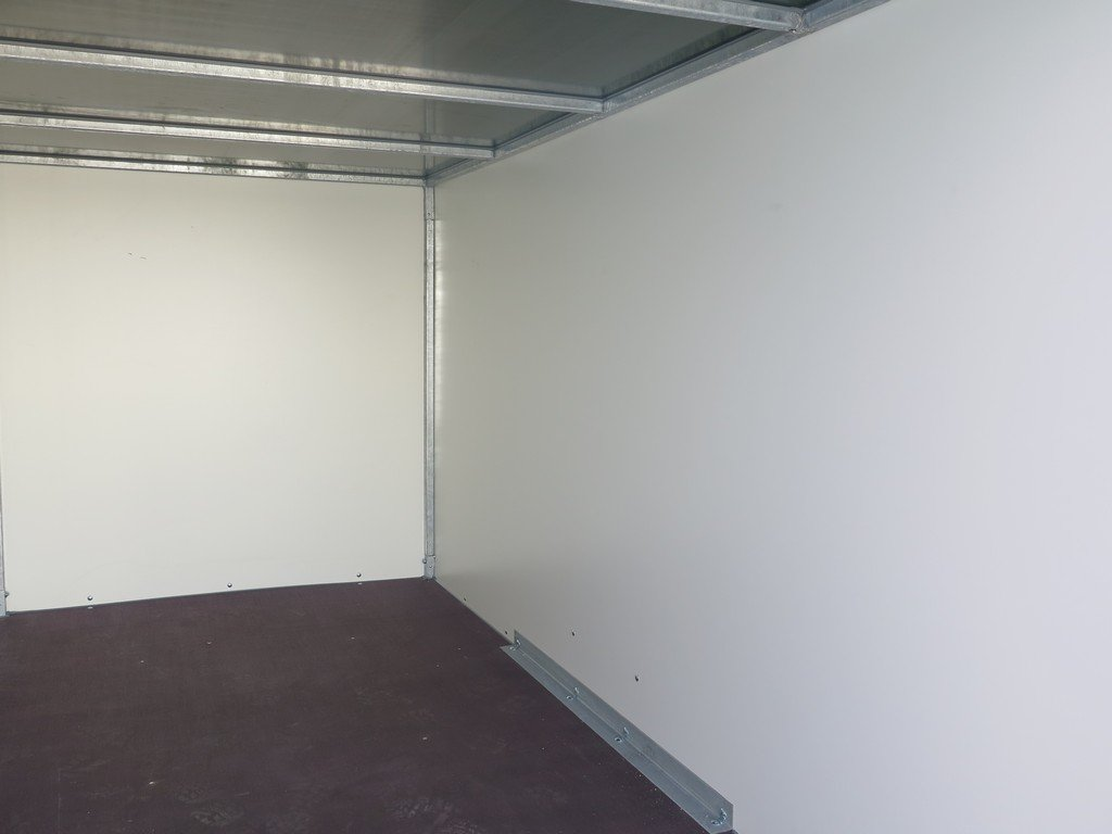 Easyline gesloten aanhanger 300x150x150cm 750kg Aanhangwagens XXL West Brabant binnenkant Aanhangwagens XXL West Brabant