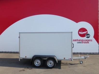 Easyline gesloten aanhanger 300x150x150cm 750kg Aanhangwagens XXL West Brabant hoofd