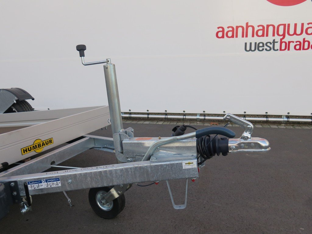 Humbaur autotransporter 280x175cm 1350kg Aanhangwagens XXL West Brabant 2.0 dissel Aanhangwagens XXL West Brabant