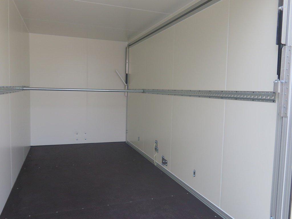 Proline gesloten aanhanger 425x204x230cm 2600kg Aanhangwagens XXL West Brabant binnenkant Aanhangwagens XXL West Brabant