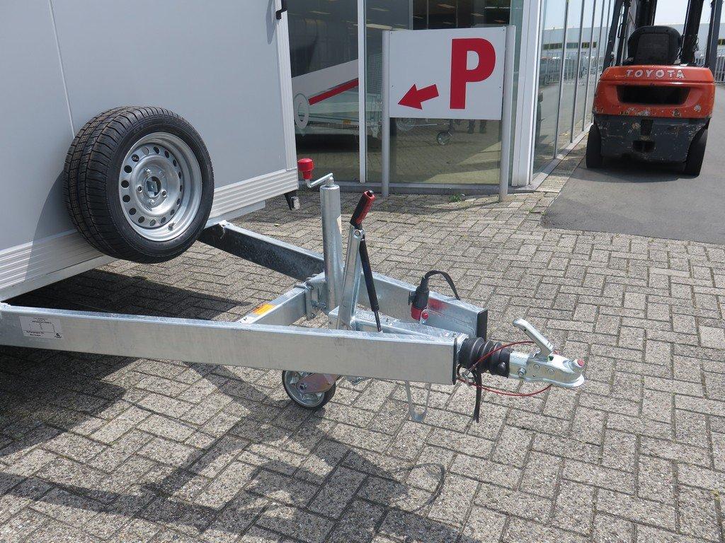Proline gesloten aanhanger 425x204x230cm 2600kg Aanhangwagens XXL West Brabant dissel