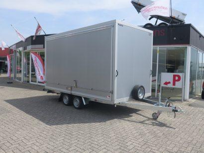 Proline gesloten aanhanger 425x204x230cm 2600kg Aanhangwagens XXL West Brabant hoofd