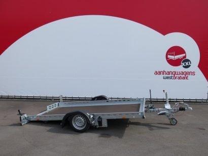 Proline machinetransporter 312x180cm 1500kg kantelbaar Aanhangwagens XXL West Brabant hoofd