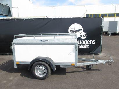 Verhuur 750kg bagagewagen 175x100x60cm Easyline Aanhangwagens XXL West Brabant hoofd