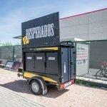 Maatwerk Easyline gesloten evenementenwagen Aanhangwagens XXL West Brabant zijkant Aanhangwagens XXL West Brabant