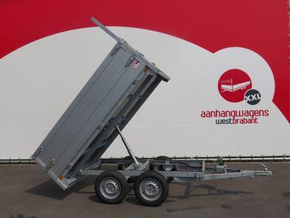 DEMO Loady kipper 250x150cm 750kg Aanhangwagens XXL West Brabant tweedehands hoofd
