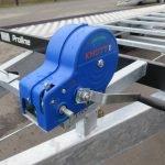 Proline Silverstone autotransporter 450x210cm 2700kg Proline autotransporter 450x210cm 2700kg Aanhangwagens XXL West Brabant handlier