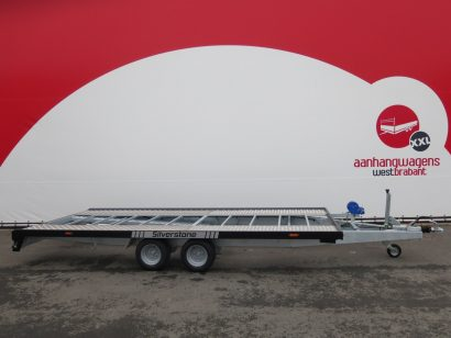 Proline autotransporter 450x210cm 2700kg Aanhangwagens XXL West Brabant hoofd