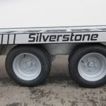 Proline Silverstone autotransporter 450x210cm 2700kg Proline autotransporter 450x210cm 2700kg Aanhangwagens XXL West Brabant tandemas