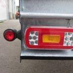 Proline autotransporter 501x210cm 3000kg Aanhangwagens XXL West Brabant 2.0 ledverlichting Aanhangwagens XXL West Brabant