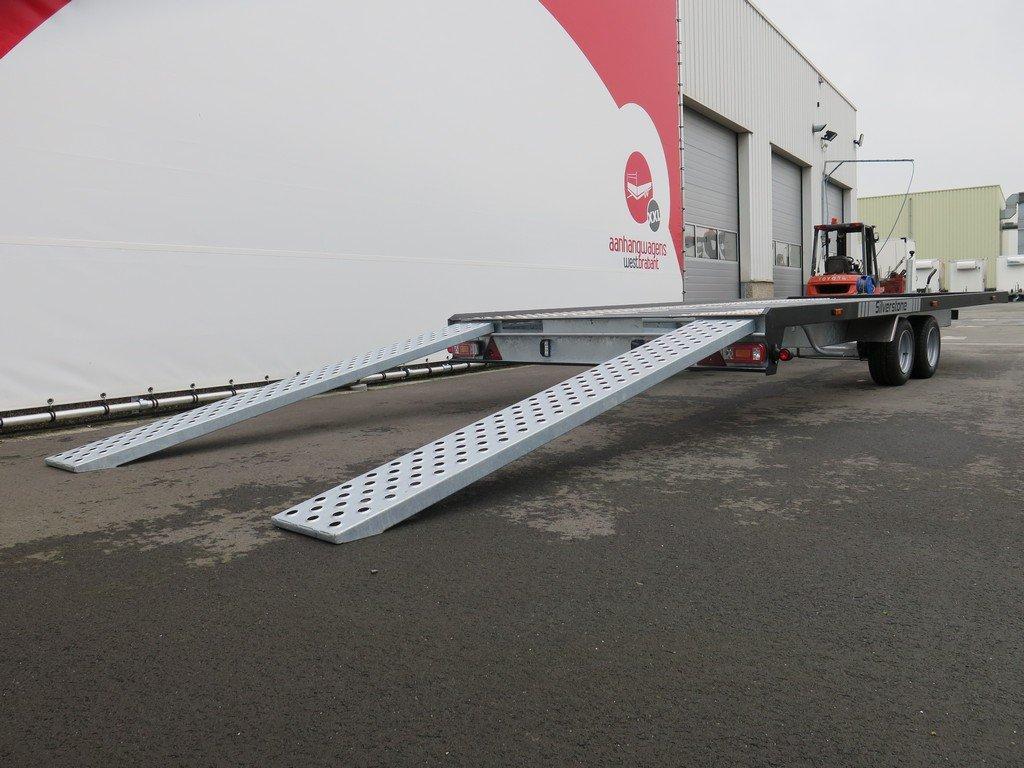 Proline autotransporter 501x210cm 3000kg Aanhangwagens XXL West Brabant 2.0 rijplaten Aanhangwagens XXL West Brabant