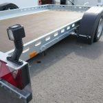 Proline motortrailer 312x180cm 1500kg zakbaar Proline motortrailer 312x180cm 1500kg zakbaar Aanhangwagens XXL West Brabant bindreling