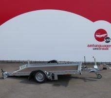 Proline motortrailer 312x180cm 1500kg zakbaar Aanhangwagens XXL West Brabant hoofd Aanhangwagens XXL West Brabant