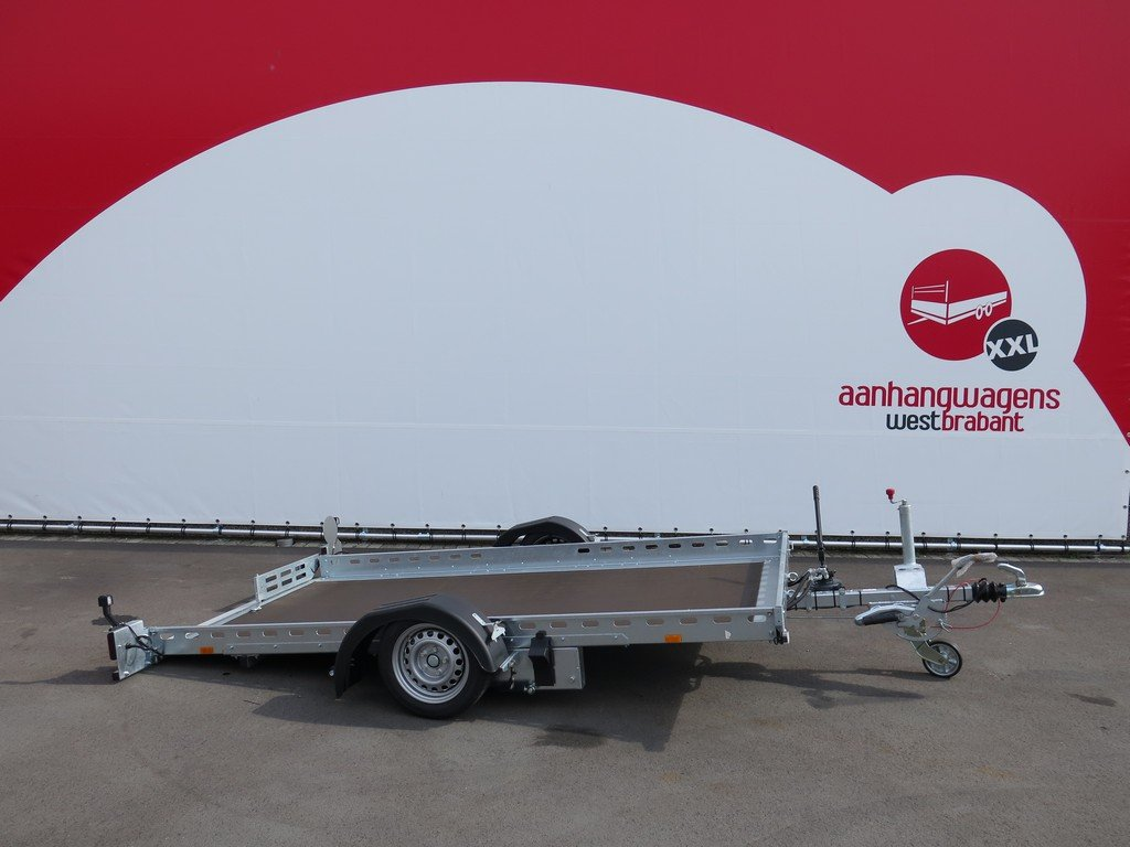 Proline motortrailer 312x180cm 1500kg zakbaar Proline motortrailer 312x180cm 1500kg zakbaar Aanhangwagens XXL West Brabant hoofd