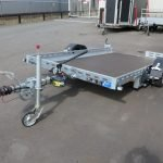 Proline motortrailer 312x180cm 1500kg zakbaar Proline motortrailer 312x180cm 1500kg zakbaar Aanhangwagens XXL West Brabant overzicht