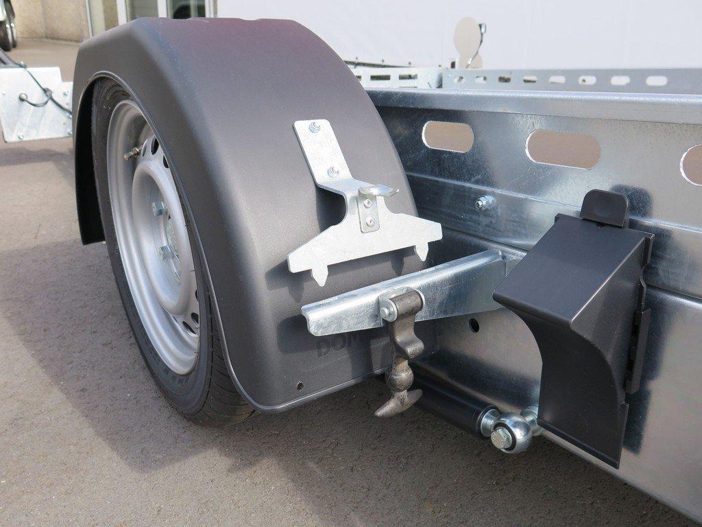 Proline motortrailer 312x180cm 1500kg zakbaar Proline motortrailer 312x180cm 1500kg zakbaar Aanhangwagens XXL West Brabant spatbord