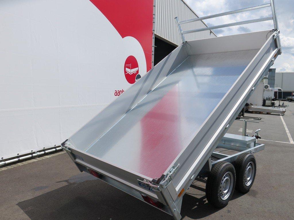 Saris kipper 306x170cm 2700kg eco Aanhangwagens XXL West Brabant bak