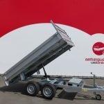 Saris kipper 306x170cm 2700kg eco Aanhangwagens XXL West Brabant hoofd