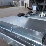 Saris kipper 306x170cm 2700kg eco Aanhangwagens XXL West Brabant onderstel