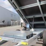 Saris kipper 306x170cm 2700kg eco Aanhangwagens XXL West Brabant overzicht