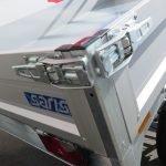Saris kipper 306x170cm 2700kg eco Aanhangwagens XXL West Brabant sluiting
