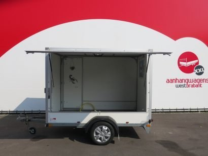 Twins verkoopwagen 250x150x180cm 750kg 2015 Aanhangwagens XXL West Brabant tweedehands hoofd