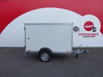 DEMO Proline koelaanhanger 250x130x150cm 1300kg Aanhangwagens XXL West Brabant tweedehands hoofd