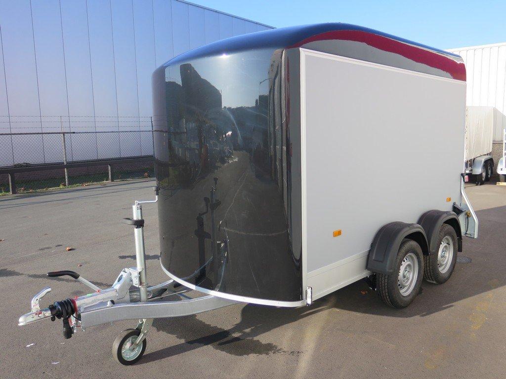 Easyline gesloten aanhanger 313x166x200cm 2000kg PPL Aanhangwagens XXL West Brabant 2.0 overzicht
