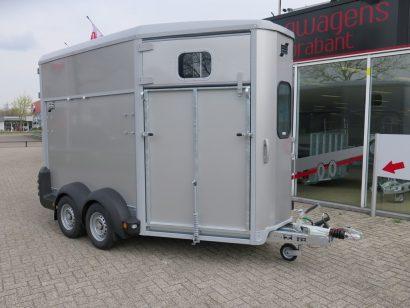 OUTLET Ifor Williams HB511 2 paards paardentrailer Aanhangwagens XXL West Brabant hoofd