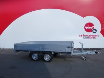 Anssems plateauwagen 325x178cm 2000kg eco Aanhangwagens XXL West Brabant 2.0 hoofd