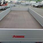 Anssems plateauwagen 405x178cm 2000kg eco Anssems plateauwagen 405x178cm 2000kg eco Aanhangwagens XXL West Brabant bak