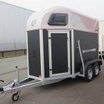 Henra plywood XL 2 paards paardentrailer Aanhangwagens XXL West Brabant overzicht Aanhangwagens XXL West Brabant