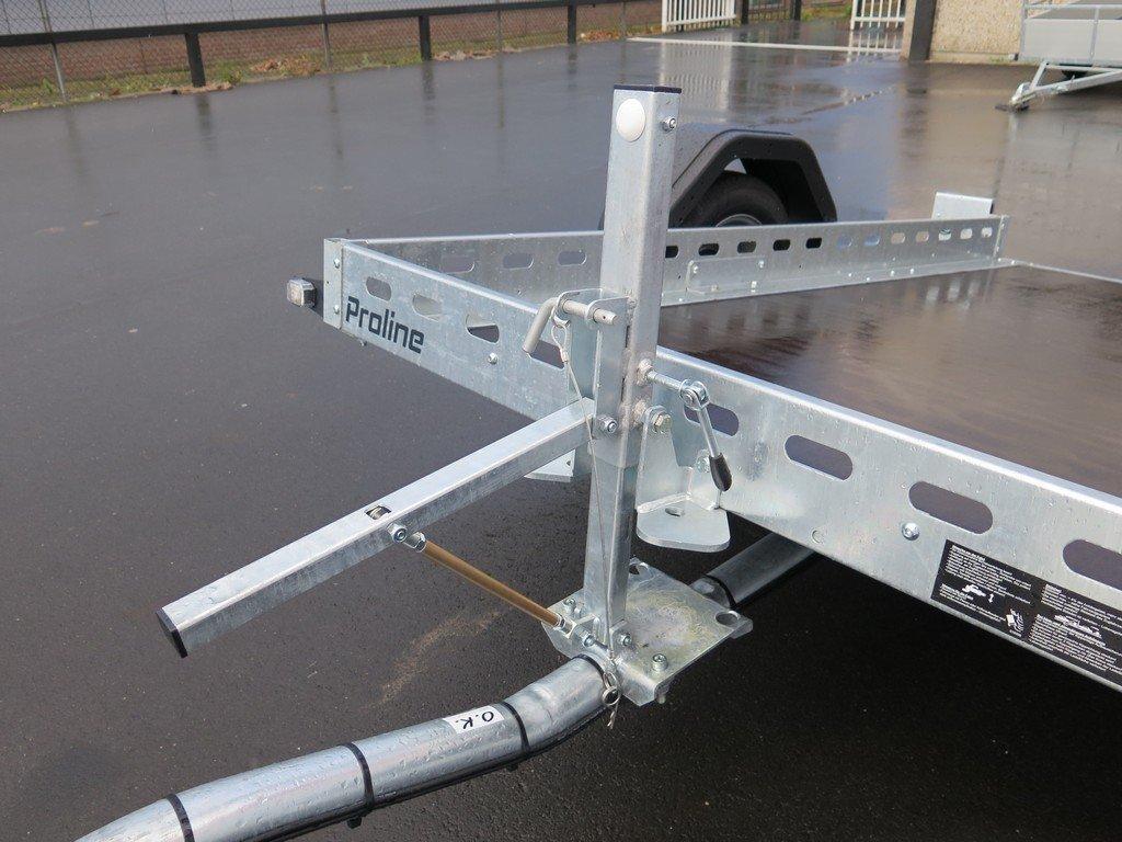 Maatwerk Proline aanhangwagen voor tuktuk Aanhangwagens XXL West Brabant pomp