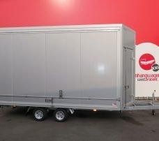 Proline gesloten aanhanger 425x204x250cm 3000kg Aanhangwagens XXL West Brabant hoofd Aanhangwagens XXL West Brabant