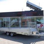 Proline plateauwagen 503x222cm 3500kg verlaagd Proline plateauwagen 503x220cm 3500kg verlaagd Aanhangwagens XXL West Brabant hoofd