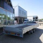 Proline plateauwagen 503x222cm 3500kg verlaagd Proline plateauwagen 503x220cm 3500kg verlaagd Aanhangwagens XXL West Brabant zijkant