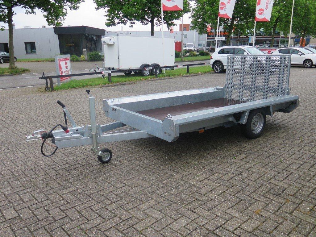 Hulco machinetransporter 300x150cm 1500kg Basic Aanhangwagens XXL West Brabant 2.0 overzicht Aanhangwagens XXL West Brabant