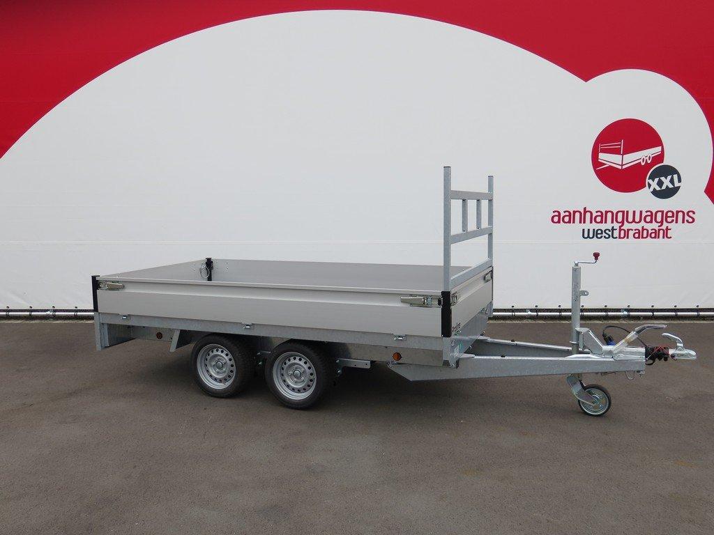 Proline plateauwagen 301x155cm 2850kg Proline plateauwagen 301x155cm 2700kg Aanhangwagens XXL West Brabant 2.0 hoofd
